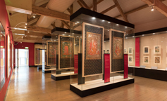 National Museum of Ireland - Albert-Bender-Exhibition of Asian Art / Dublin
