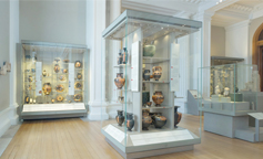 The Fitzwilliam Museum - Greek and Roman Collection / Cambridge