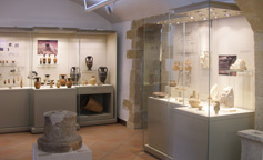 Archaeological Museum of Kastelli-Kissamos / Crete